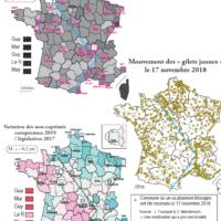 Cartographie des européennes en France : éléments pour une autre représentation des résultats de mai 2019