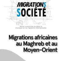 Parution : Migrations africaines au Maghreb et au Moyen-Orient, sous la direction d'Ali Bensaad