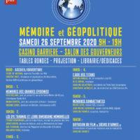 5èmes Rencontres Géopolitiques à Trouville